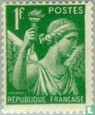 Frankrijk [FRA] - Iris