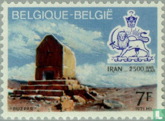 Belgium [BEL] - Persian Empire