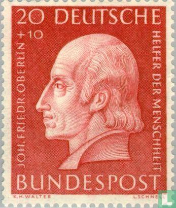 Germany [DEU] - Oberlin, Johann Friedrich 1740-1826