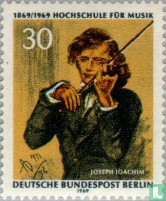 Berlijn - Hogeschool voor muziek 1869-1969