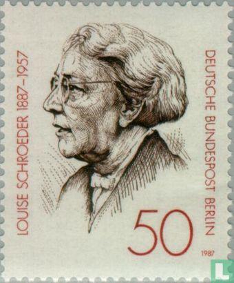 Berlin - Louise Schroeder