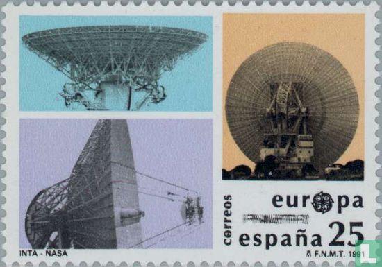 Spanje [ESP] - Europa – Ruimtevaart