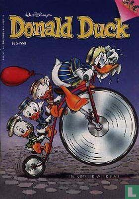 Donald Duck (magazine) - Donald Duck 6