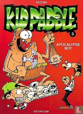 Kid Paddle - Apocalypse Boy