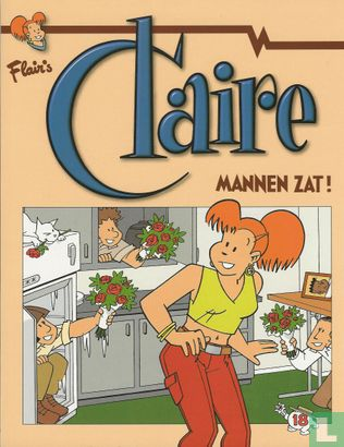 Claire [Van der Kroft] - Mannen zat!