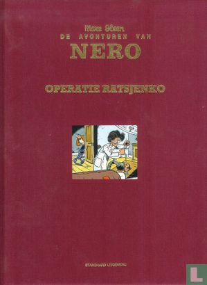 Nero [Sleen] (Nero & Co) - 50 Jaar Nero: Operatie Ratsjenko