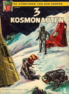 Dan Cooper - 3 Kosmonauten
