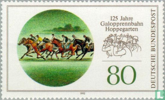 Allemagne [DEU] - Hippodrome de Berlin 1868-1993