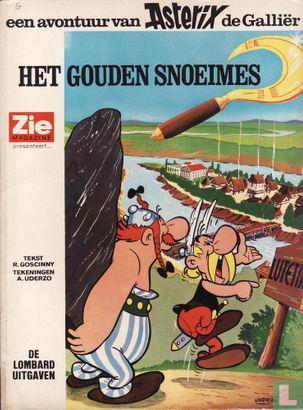 Asterix - Het gouden snoeimes