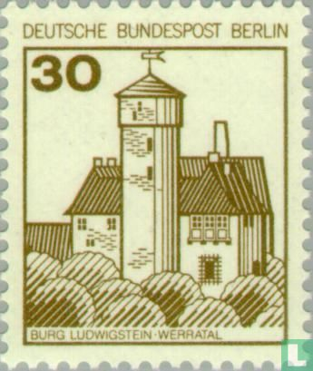 Berlin - Castles and chateaux