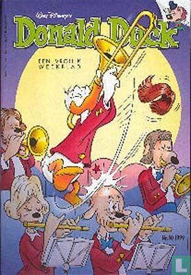 Donald Duck (magazine) - Donald Duck 50
