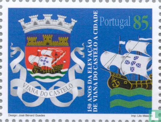 Portugal [PRT] - Districtswapens