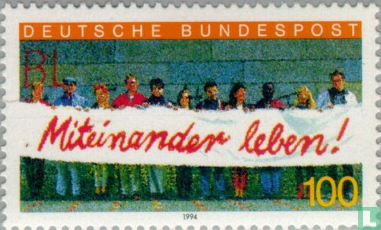 Allemagne [DEU] - Vivre ensemble!