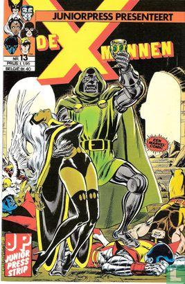 Doctor Doom - De X mannen 13