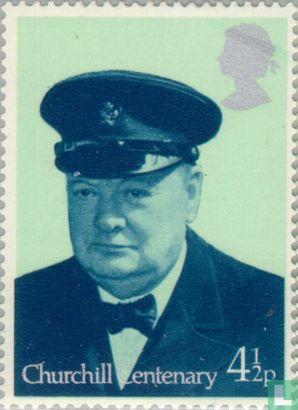 Great Britain - Sir Winston Churchill