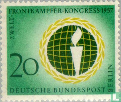 Berlin - Weltkongress Front Warriors