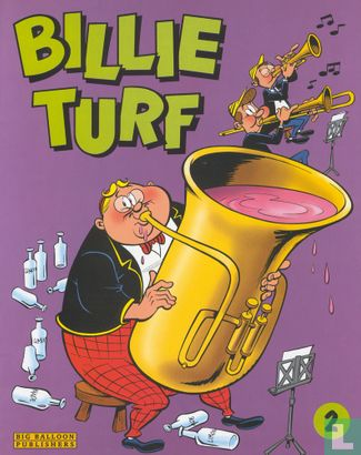 Billy Boule - Billie Turf 2