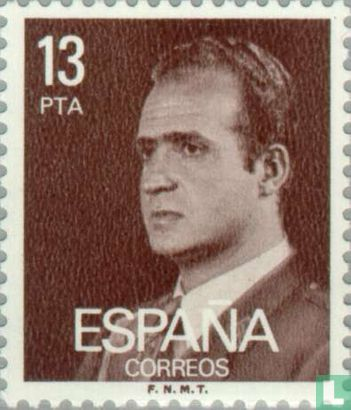 Spanje [ESP] - Koning Juan Carlos I