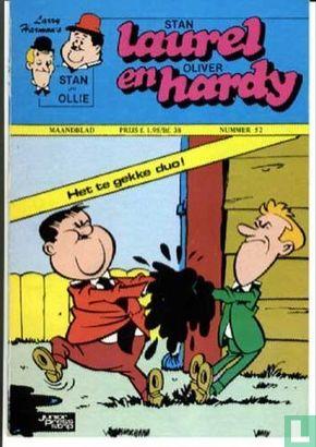 Laurel en Hardy - Het te gekke duo!
