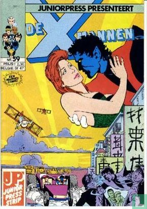 X-Men - De X mannen 59