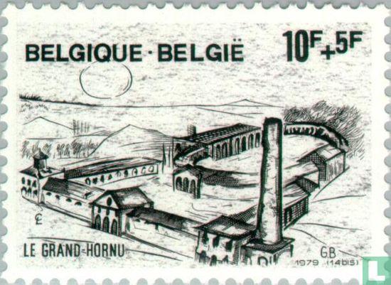 België [BEL] - Le Grand-Hornu