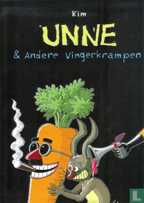 'I want to stick a candle in your arse, baby'-sessie, De - Unne & andere vingerkrampen