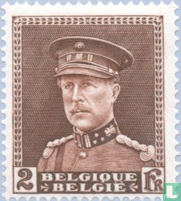 "Belgium [BEL] - King Albert I [type ""with kepi""]"