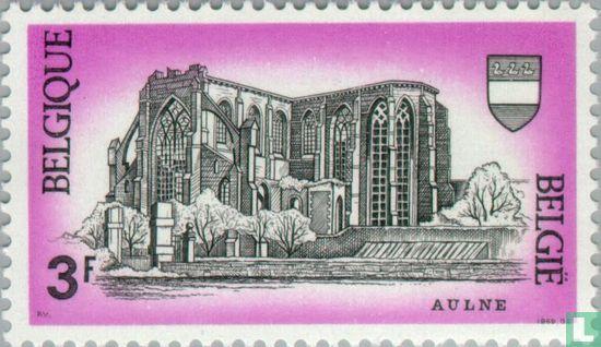 Belgium [BEL] - Abbey of Aulne