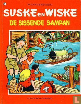 Willy and Wanda (Spike and Suzy, Bob & Bobette, Luke a...) - De sissende sampan