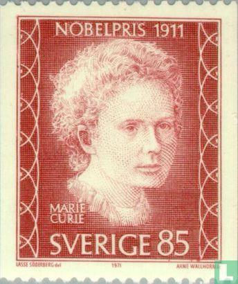 Sweden [SWE] - Nobel Prize Winners 1911