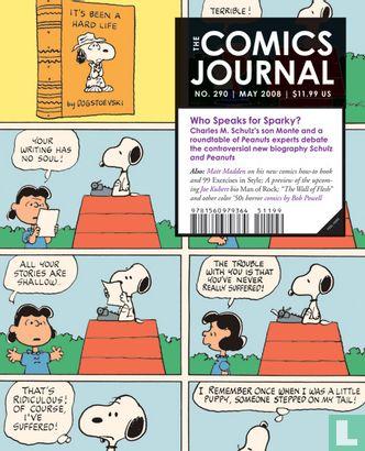 Comics Journal, The (tijdschrift) [Engels] - The Comics Journal 290
