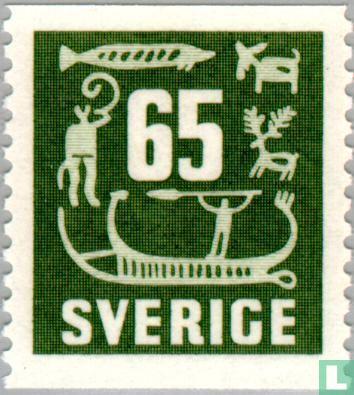 Schweden [SWE] - Felszeichnungen