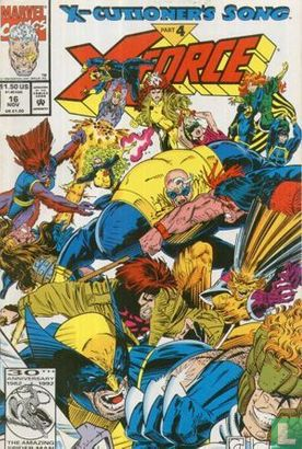 X-Force - X-Force 16
