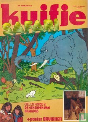 Kuifje (Illustrierte) - Kuifje 31