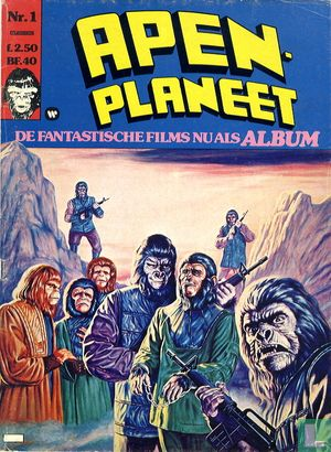 Planet of the Apes - Apenplaneet 1