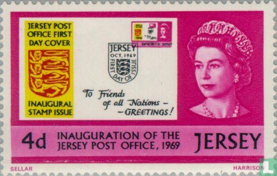 Jersey - Independent postal service