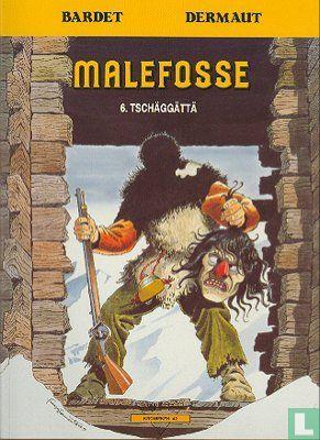Malefosse - Tschäggättä