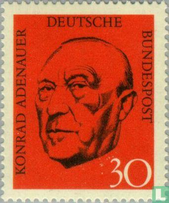 Deutschland [DEU] - Konrad Adenauer