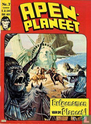 Planet of the Apes - Erfgenamen van de planeet!