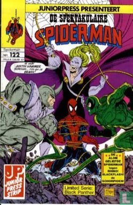 De spektakulaire Spiderman 122 - Image 1