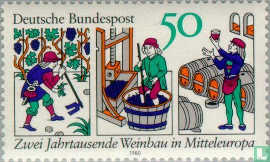 Germany [DEU] - Vineyard 1780-1980