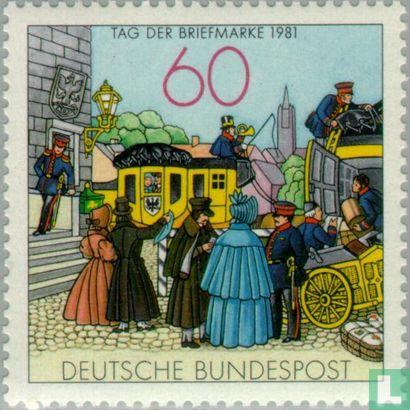 Germany [DEU] - Day Stamp