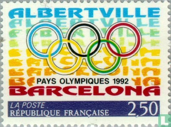 France [FRA] - Jeux olympiques