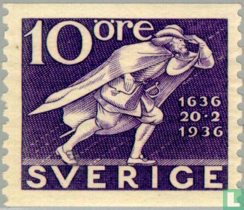 Suède [SWE] - 300 ans Poste suédoise