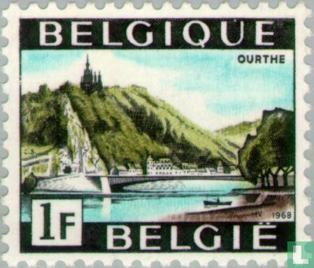 Belgique [BEL] - Numéro touristique