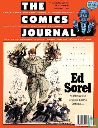 Comics Journal, The (tijdschrift) [Engels] - The Comics Journal 158