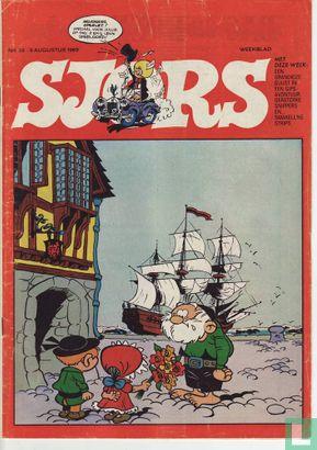 Sjors [1968-1975] (tijdschrift) - Sjors 32