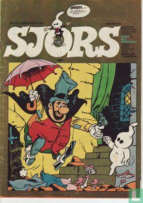 Sjors [1968-1975] (tijdschrift) - Sjors 44