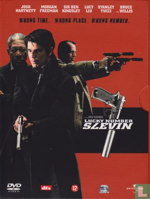 DVD - Lucky Number Slevin