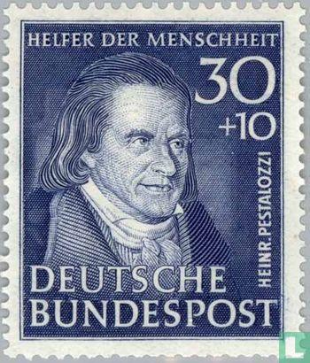 Germany [DEU] - Johann Heinrich Pestalozzi,